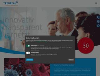treureal-online.de screenshot
