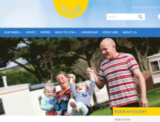 trevelgue.co.uk screenshot