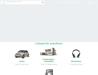 trevelin.olx.com.ar screenshot
