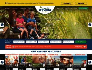trevella.co.uk screenshot