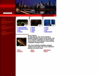 treveltour.50webs.com screenshot