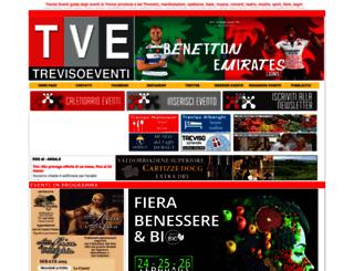 trevisoeventi.com screenshot