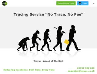 trevoc.co.uk screenshot