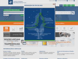 trf4.jus.br screenshot