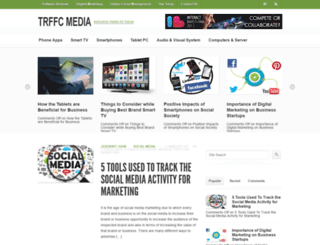 trffcmedia.com screenshot