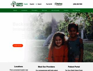 trhs.org screenshot