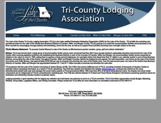 tri-countylodging.com screenshot