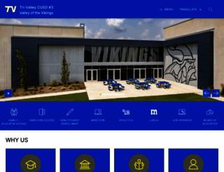 tri-valley.k12.il.us screenshot