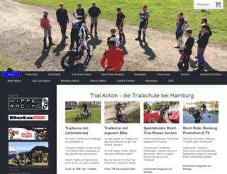 trial-action.de screenshot