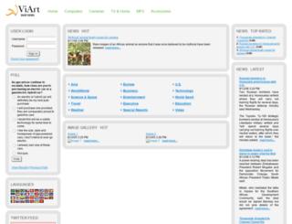 trial.viart.com screenshot