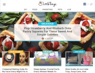 triangle.littlethings.com screenshot