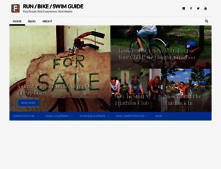 triathlons.thefuntimesguide.com screenshot