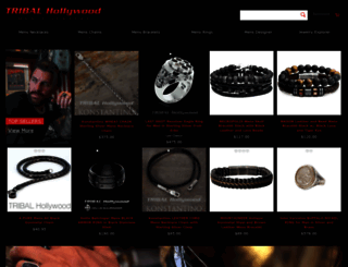 tribalhollywood.com screenshot
