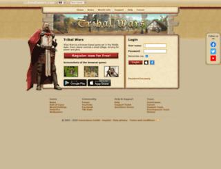 tribalwars.works screenshot