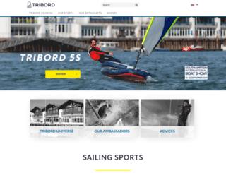 tribord.in screenshot