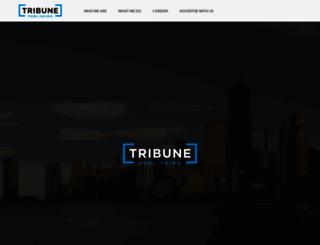 tribpub.com screenshot