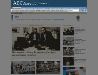 tribunabbva.abcdesevilla.es screenshot