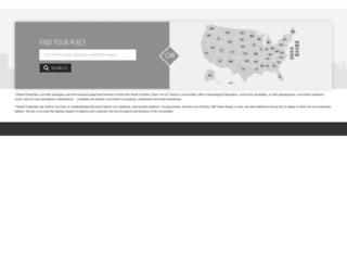 tributeproperties.reslisting.com screenshot