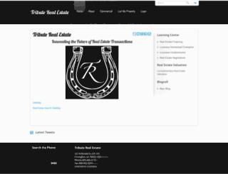 tributerealestate.com screenshot