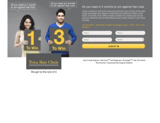 trica.adchakra.net screenshot
