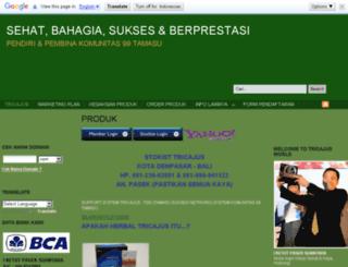 trica99global.com screenshot
