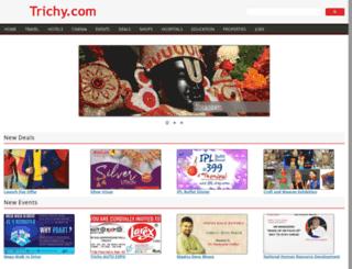 trichy.com screenshot