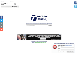 tricitiesonline.net screenshot