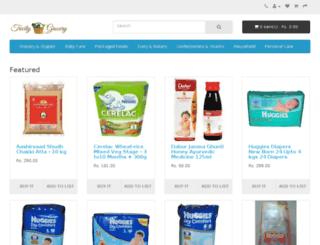 tricitygrocery.com screenshot