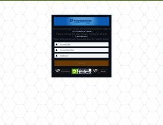 tricitymedicalcenter.revexpress.com screenshot