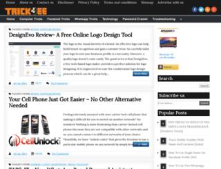 trickbee.com screenshot