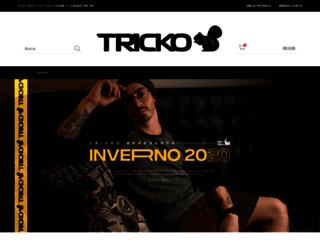 tricko.com.br screenshot