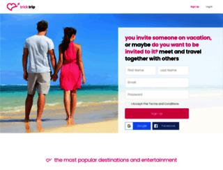 tricktrip.com screenshot