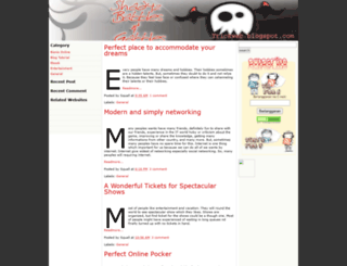 trickweb.blogspot.com screenshot