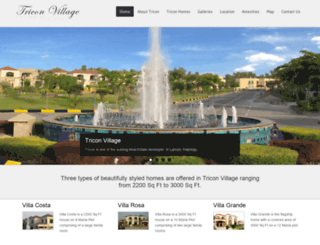 triconvillage.com screenshot
