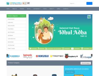 tridinamika.com screenshot
