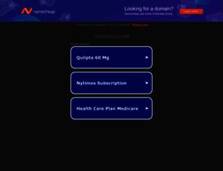 tridzigns.com screenshot