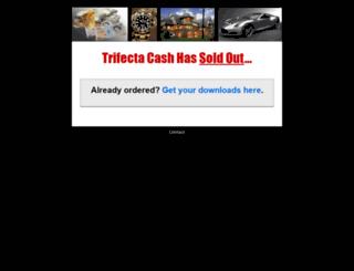trifectacash.com screenshot