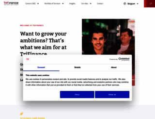 trifinance.com screenshot