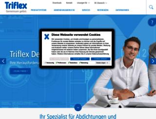 triflex.de screenshot