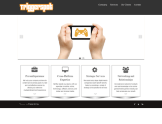 triggerspot.com screenshot