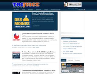 trijuice.com screenshot