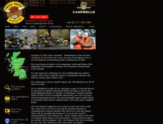 triketoursscotland.com screenshot