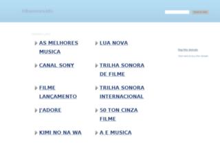 trilhasonora.info screenshot