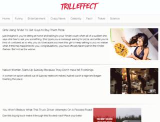 trilleffect.com screenshot