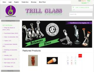 trillglass.com screenshot