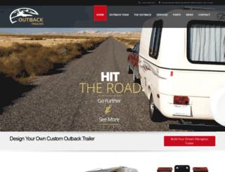 trilliumtrailers.com screenshot