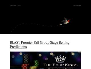 trilliumvein.com screenshot
