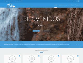 trillo.es screenshot