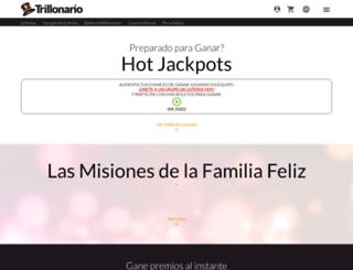 trillonario.com screenshot