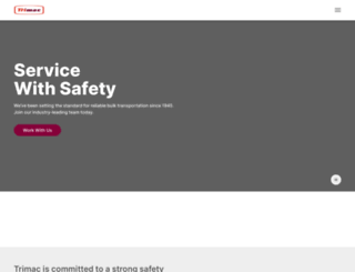 trimac.com screenshot